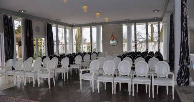Seminar and Banquet Hall, Presentations, Shows